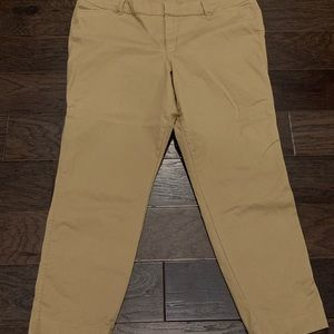 Old Navy Pixie Chinos